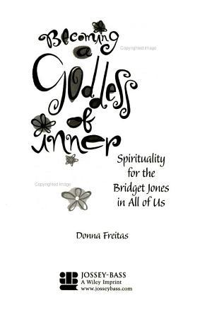 Becoming a Goddess of Inner Poise PDF