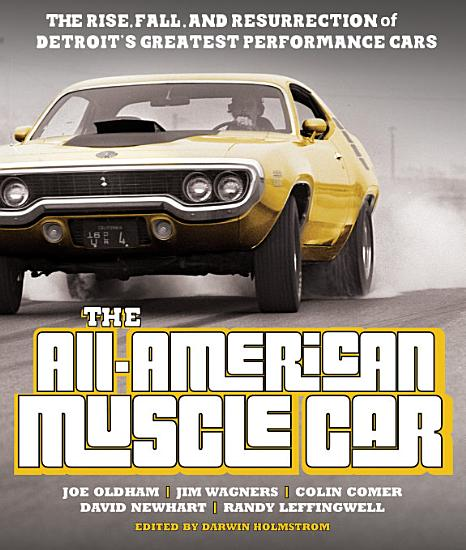 The All American Muscle Car PDF
