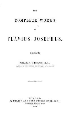 The Complete Works of Flavius Josephus PDF