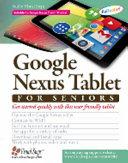 Google Nexus Tablet for Seniors