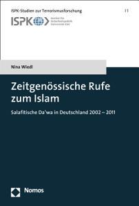 Zeitgen  ssische Rufe zum Islam PDF