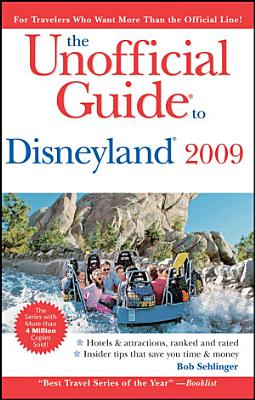 The Unofficial Guide to Disneyland   2009 PDF