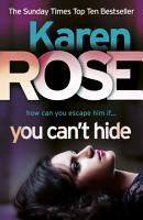 You Can t Hide  The Chicago Series Book 4  PDF