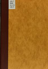 Flour bleaching: Volumes 108-116