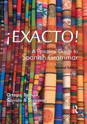 ¡Exacto! Second Edition: Edition 2