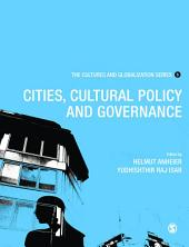 Cultures and Globalization: Cities, Cultural Policy and Governance