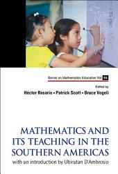 Mathematics And Its Teaching In The Southern Americas: With An Introduction By Ubiratan D'ambrosio