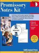 Promissory Notes Kit PDF