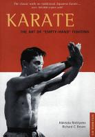 Karate The Art of  Empty Hand  Fighting PDF