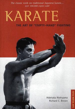 Karate The Art of  Empty Hand  Fighting