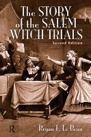The Story of the Salem Witch Trials PDF