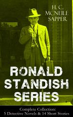 RONALD STANDISH SERIES - Complete Collection: 5 Detective Novels & 14 Short Stories