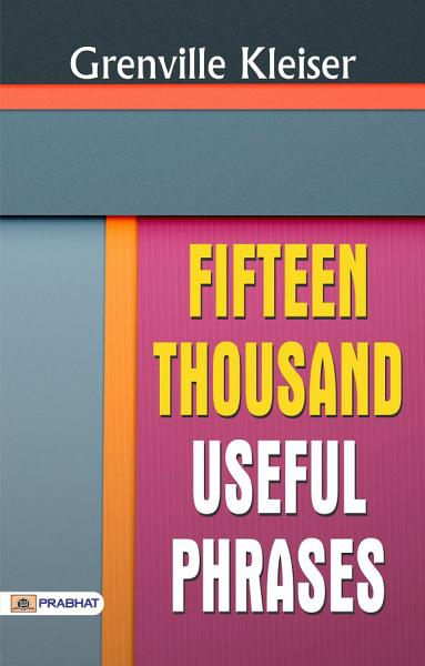Download Fifteen Thousand Useful Phrases Book