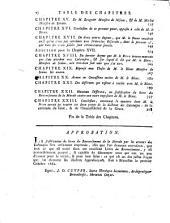 Oeuvres de messire Antoine Arnauld, docteur de la Maison et societe de Sorbonne: Contenant le nombre IX de la troisieme classe. Tome quinzieme, Volume15