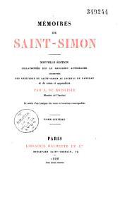 Mémoires de Saint-Simon: Volume36