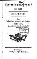 Vaterlandschronik PDF