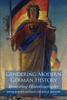 Gendering Modern German History PDF