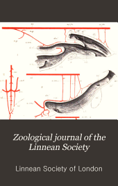 The Journal of the Linnean Society: Zoology, Volume 23