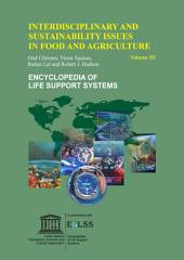 Interdisciplinary and Sustainability Issues in Food and Agriculture - Volume III
