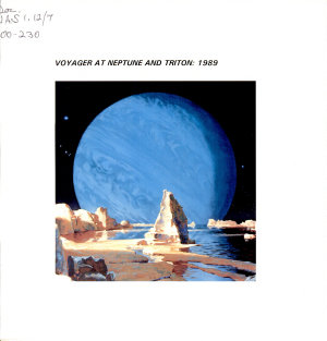 Voyager at Neptune and Triton  1989