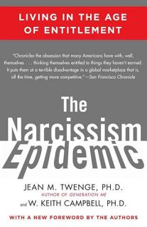 The Narcissism Epidemic Book