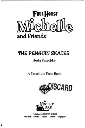 The Penguin Skates