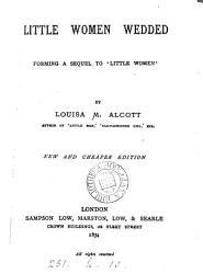 Little Women Wedded Book PDF
