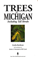 Trees of Michigan, Including Tall Shrubs