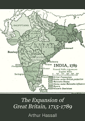 The Expansion of Great Britain, 1715-1789