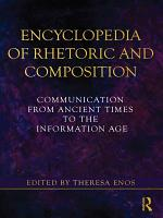 Encyclopedia of Rhetoric and Composition PDF