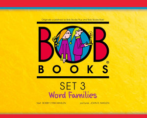 Bob Books Set 3 Word Families Book PDF