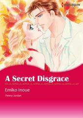 A Secret Disgrace: Harlequin Comics