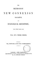 The Methodist new connexion magazine and evangelical repository PDF