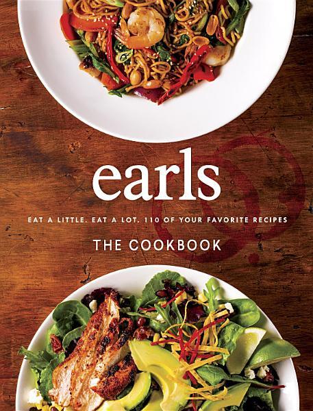 Download Earls The Cookbook Book