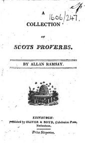 A Collection of Scots Proverbs