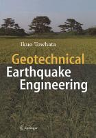 Geotechnical Earthquake Engineering PDF