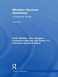Modern German Grammar PDF