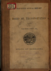 Annual Report: Volumes 11-12