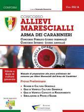 Concorso Allievi Marescialli Arma dei Carabinieri - Prova Preliminare