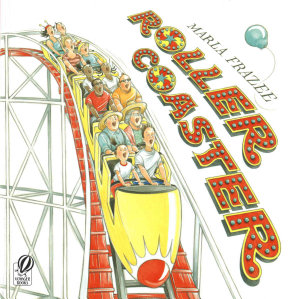 Roller Coaster Book