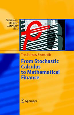 From Stochastic Calculus to Mathematical Finance PDF