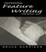 Professional Feature Writing PDF