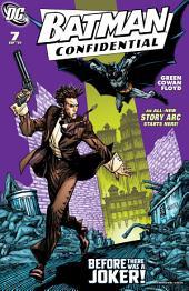 Batman Confidential (2006-) #7