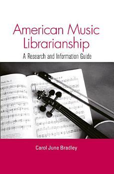 American Music Librarianship PDF