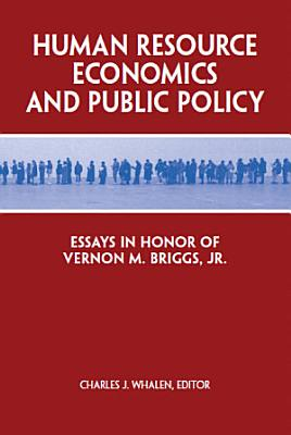 Human Resource Economics and Public Policy