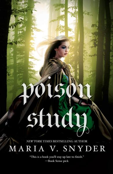 Download Poison Study Book