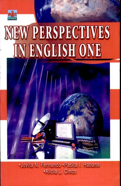 New Perspectives in English One  2005 Ed  PDF