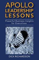 Apollo Leadership Lessons