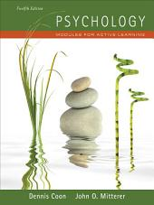 Psychology: Modules for Active Learning: Edition 12