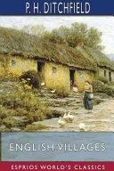English Villages (Esprios Classics)